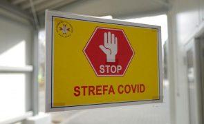Covid-19: Polónia regista máximo de novos contágios e prepara restrições