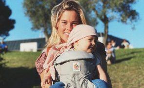 Inês Aires Pereira desabafa: «As lágrimas corriam pela minha cara»