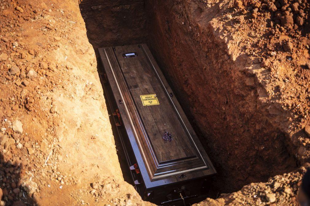 Covid-19: Mortalidade indireta em África ultrapassará mortes da pandemia - PNUD