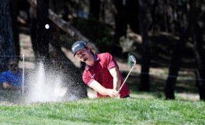 Golfista Pedro Figueiredo segue em 10.º no Qatar Masters