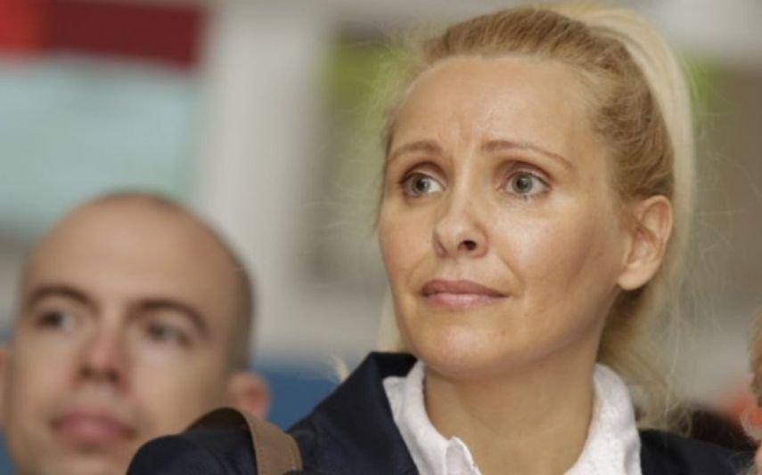 Sofia Alves Internada após operação. Atriz afastada da novela da SIC