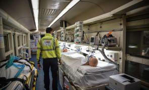 Covid-19: Itália regista mais 373 mortes e comprova agravamento da pandemia