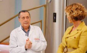 Médico Almeida Nunes vai apresentar programa na SIC