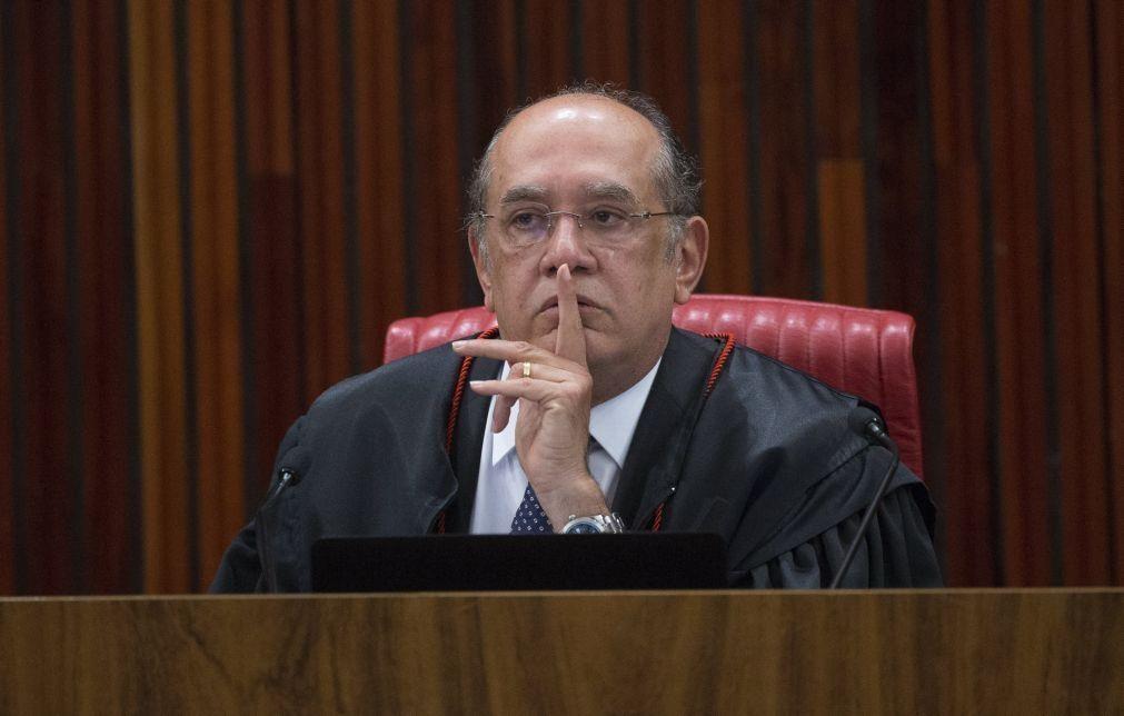 Covid-19: Juiz do Supremo Tribunal Federal diz que ministro brasileiro publicou notícias falsas