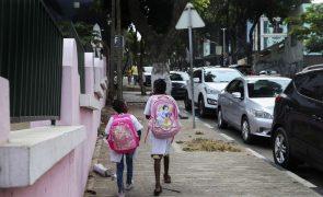 Covid-19: Angola adia retoma da atividade presencial no pré-escolar devido às variantes