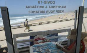 Covid-19: Restaurantes com esplanada abrem em 5 de abril e os restantes duas semanas depois