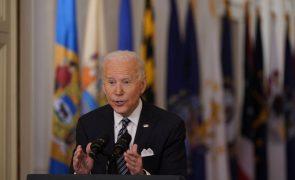 Covid-19: Joe Biden destaca vacinação e esperança de regresso à normalidade