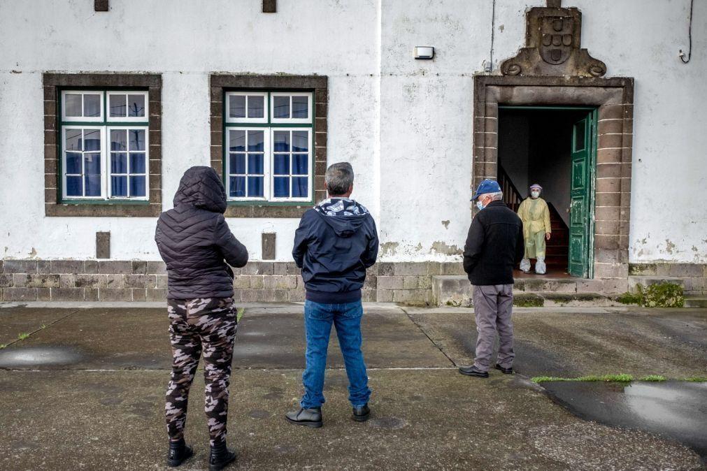 Covid-19: Açores com quatro novos casos e 15 recuperados