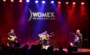 Feira de música Womex em Portugal em 2021 e 2022