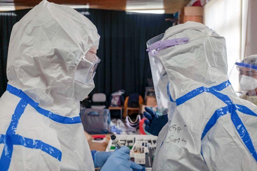 Covid-19: Testes despistagem começam terça-feira nas escolas