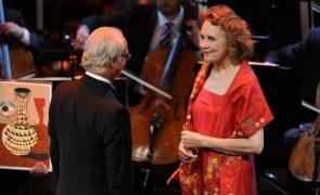 Compositora finlandesa Kaija Saariaho venceu Leão de Ouro de música em Veneza