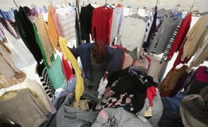 Exportações têxteis e de vestuário caem 10,1% e somam 410 ME em janeiro