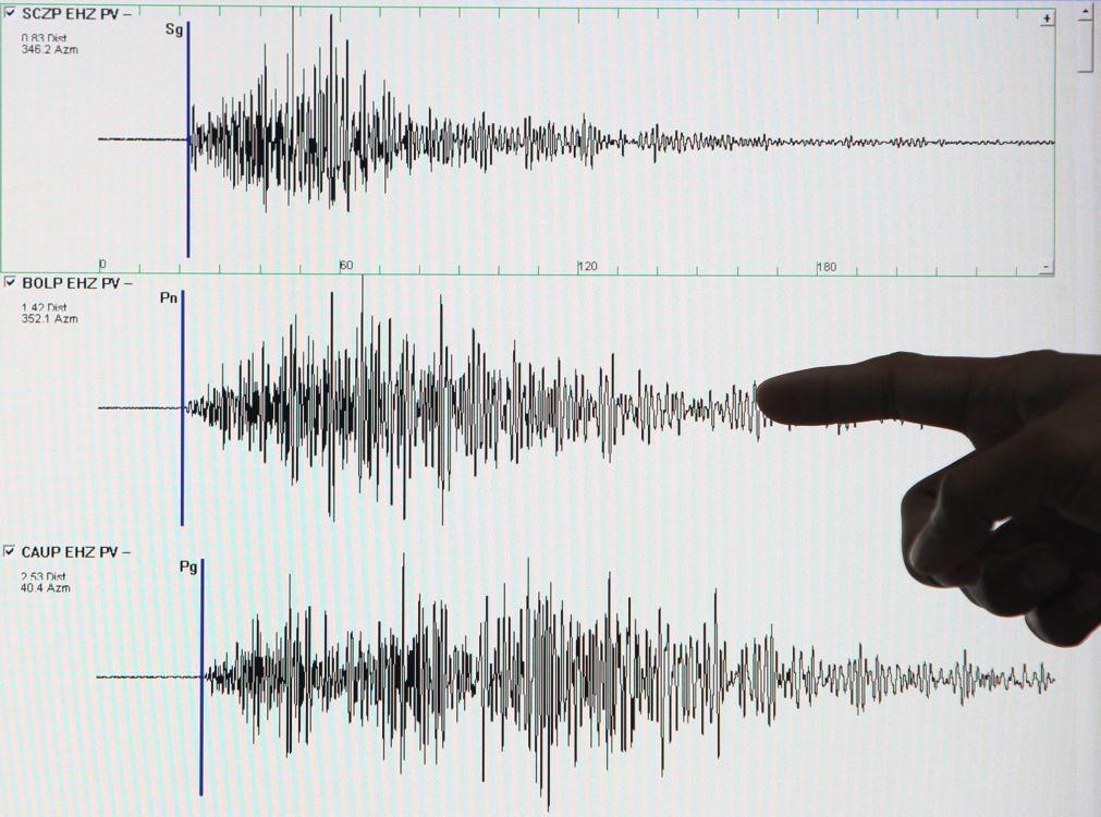 Terramoto de magnitude 5,2 na escala de Richter abala centro da Grécia
