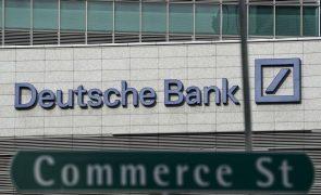 Deutsche Bank passa de prejuízo em 2019 para lucro de 113 ME em 2020