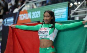 Covid-19: Patrícia Mamona esteve perto de nem ir aos Europeus - treinador
