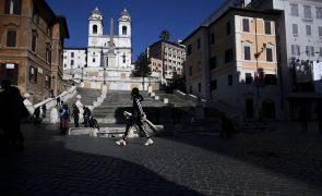 Covid-19: Itália regista 26.824 novos casos no último dia e prepara reforço de medidas