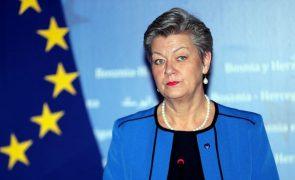 Migrações: Comissão Europeia