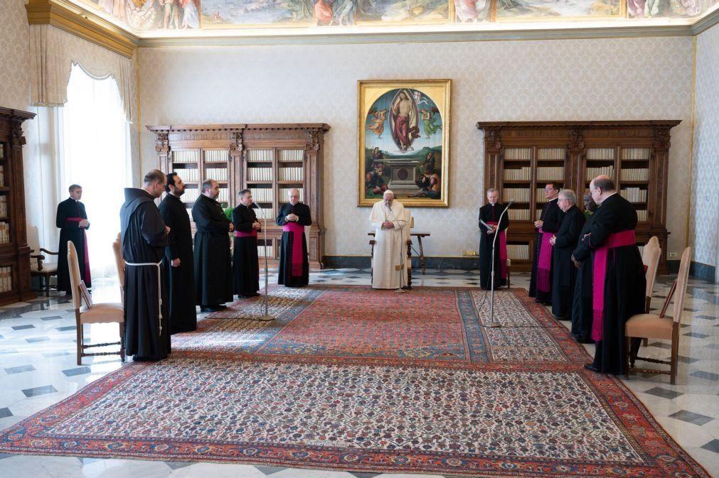 Conferência Episcopal destaca importância que Papa Francisco dá a Fátima
