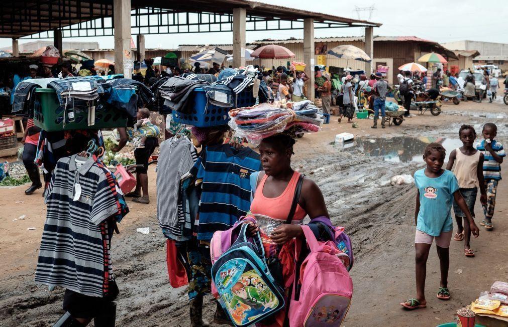 Covid-19: Angola com dois mortos, 60 novos casos e oito recuperações em 24 horas