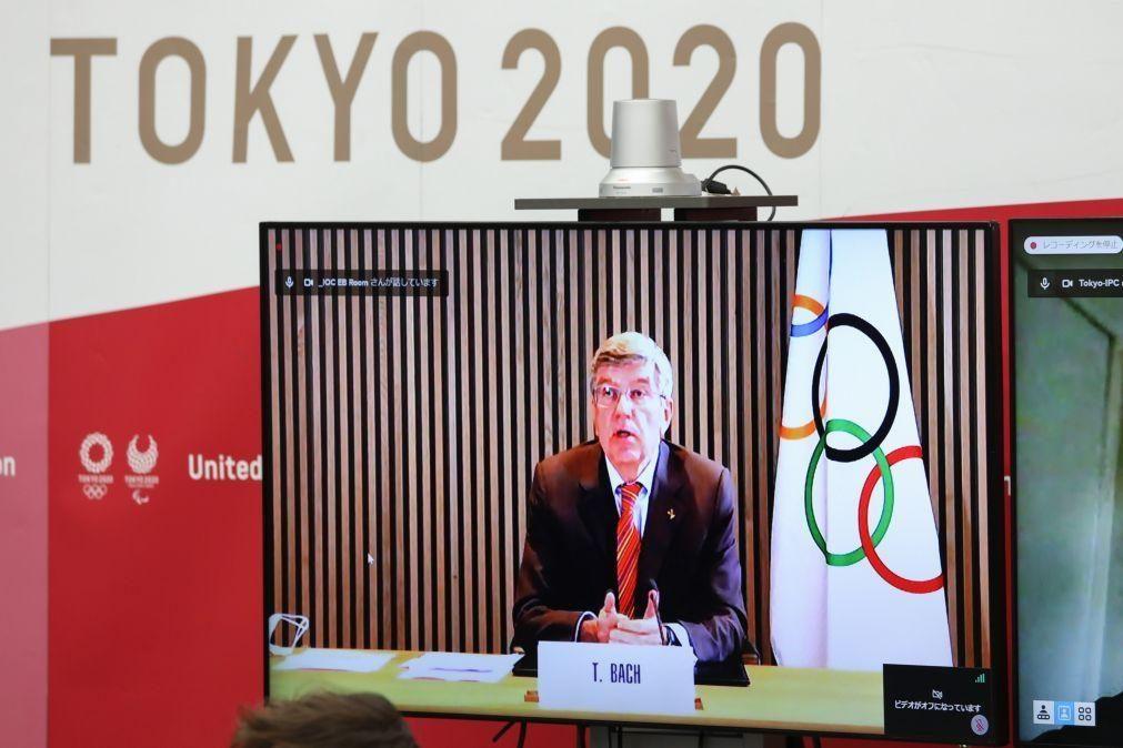 Comité Olímpico Internacional aprova agenda para pós-pandemia do olimpismo