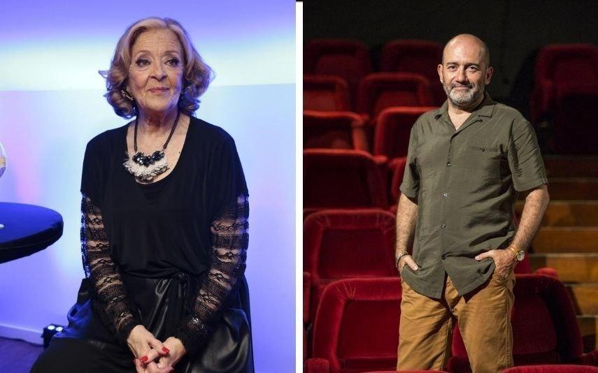 Casa do Artista José Raposo e Simone de Oliveira fazem parte da nova direção