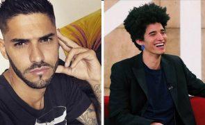 Big Brother Luís Borges e Gonçalo Quinaz têm bate-boca aceso em direto