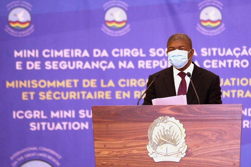 Presidente angolano inicia visita privada aos Emirados Árabes Unidos no sábado