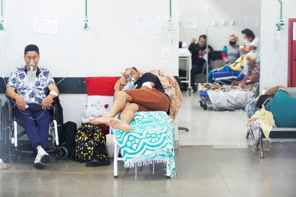 Covid-19: Brasil com 85.663 casos e mais de duas mil mortes pelo terceiro dia seguido
