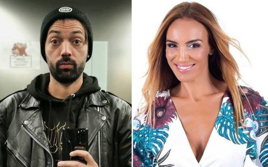 Diogo Valsassina Arrasa Liliana Aguiar após denúncia de roubo