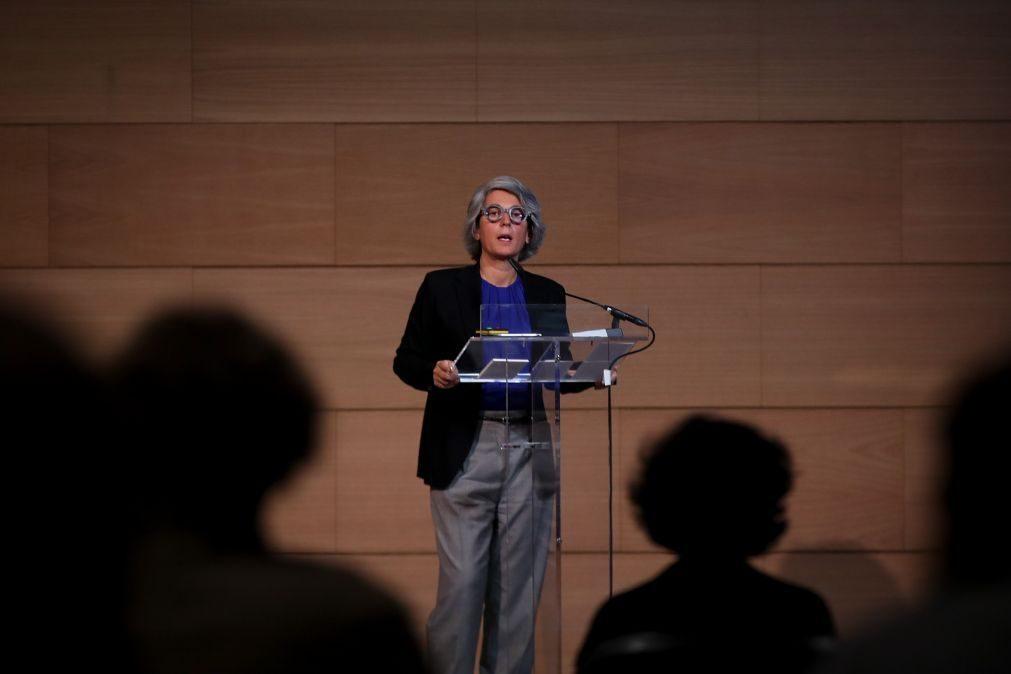 Ministra da Cultura diz que música popular portuguesa