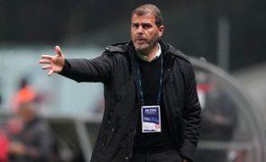 Treinador do Vitória ambiciona regresso aos triunfos no duelo com Gil Vicente