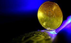 Bitcoin passou hoje barreira dos 60.000 dólares impulsionada pelo plano de estímulo dos EUA