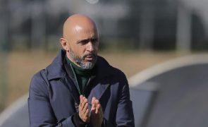 Miguel Cardoso promete Rio Ave