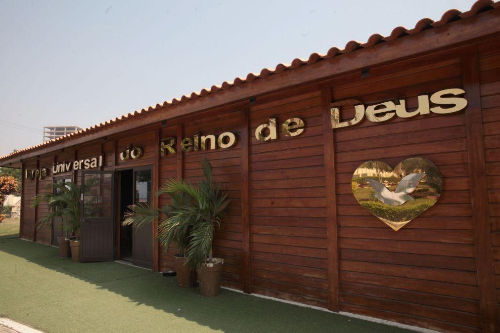 Ala brasileira da IURD Angola diz que Igreja pertence aos fiéis e não ao Governo