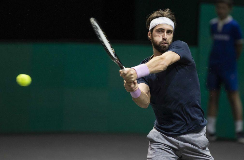 Tenista Nikoloz Basilashvili vence torneio de Doha