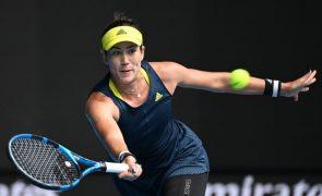 Tenista espanhola Garbiñe Muguruza conquista torneio do Dubai