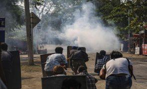 Myanmar: Número de mortos em novo protesto contra Junta Militar sobe para sete