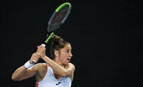 Espanhola Sara Sorribes vence torneio de ténis de Guadalajara