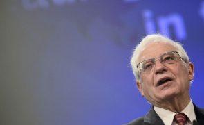 Bruxelas pede solução política 10 anos após o início da guerra síria