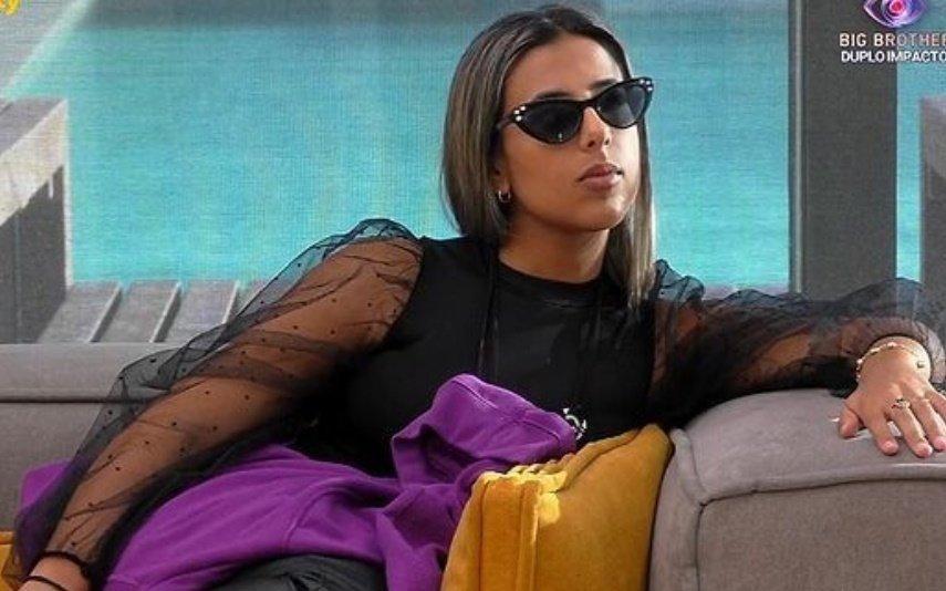 Joana critica Big Brother e desafia aviso da produção