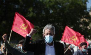 Covid-19: Líder comunista critica