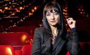 Maria de Medeiros vai entrar em novela sobre mundo da prostituição