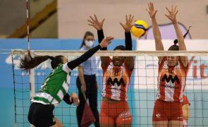 Leixões bate Sporting e conquista Taça de voleibol feminino pela nona vez