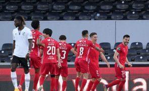 Gil Vicente afasta-se da zona de despromoção com vitória sobre Vitória de Guimarães