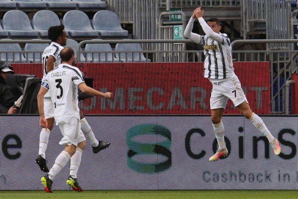 Treinador da Juventus diz que Ronaldo respondeu às críticas em campo