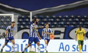 FC Porto vence Paços de Ferreira e sobe ao segundo lugar da I Liga
