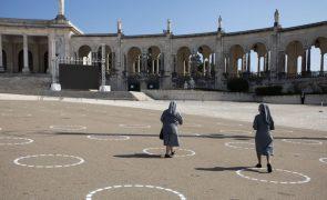 Covid-19: Santuário de Fátima retoma hoje programa oficial com peregrinos