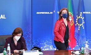 Portugal quer dimensão social como base da recuperação da crise