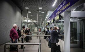 Covid-19: SEF controlou quase 102 mil passageiros e PSP impediu 370 de viajar