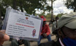 Renamo entregou ao Governo lista de 300 guerrilheiros para integração na polícia moçambicana